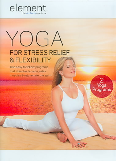ELEMENT:YOGA FOR STRESS RELIEF & FLEX BY TURNER,ASHLEY (DVD)