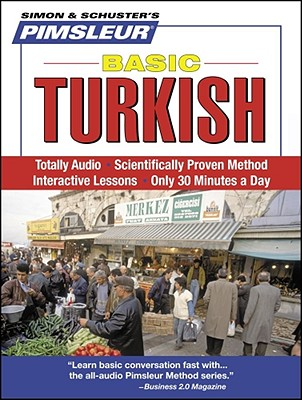 [CD] Pimsleur Basic Turkish By Pimsleur Language Programs